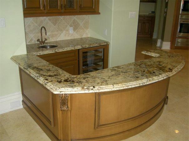 Оценка стоимости материала для кухонной столешницы