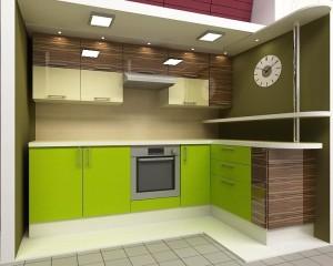 Краски кухни на любой вкус