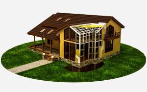 Быстровозводимые здания – проектирование