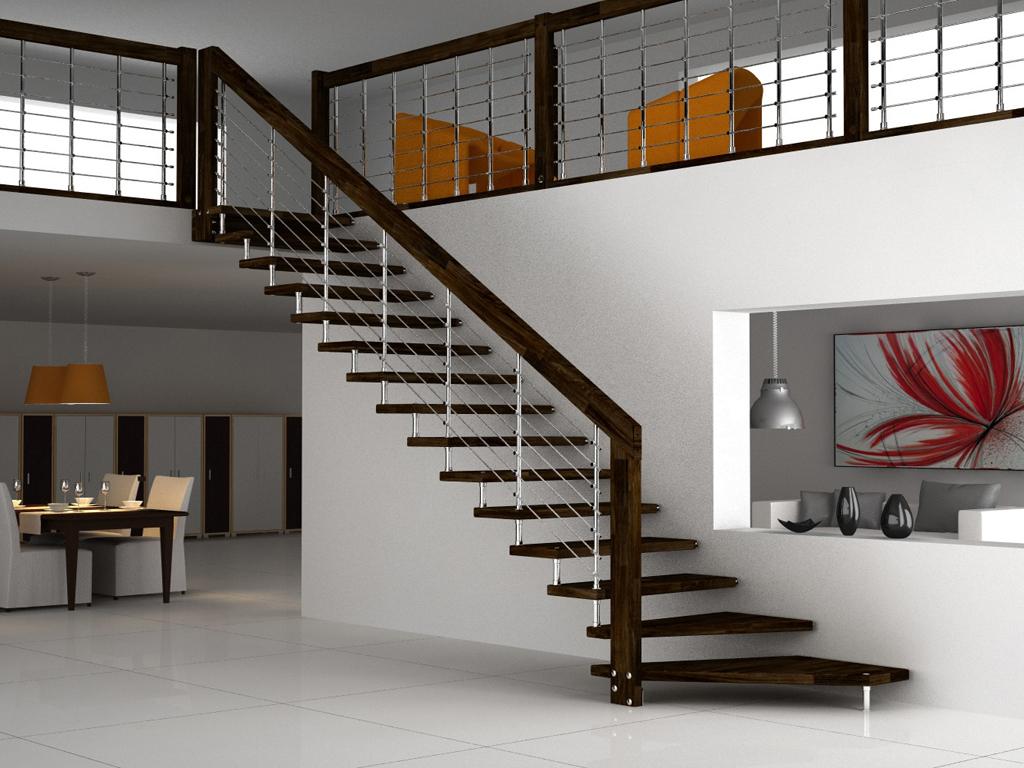 Выбор лестницы для Вашего дома