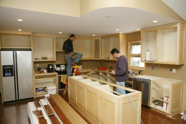 Как без труда сделать ремонт на кухне