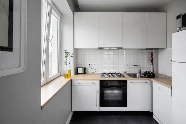 Как увеличить кухню в хрущевке – идеи в вашу копилку