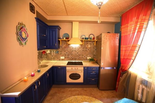 кухня в восточном стиле 7