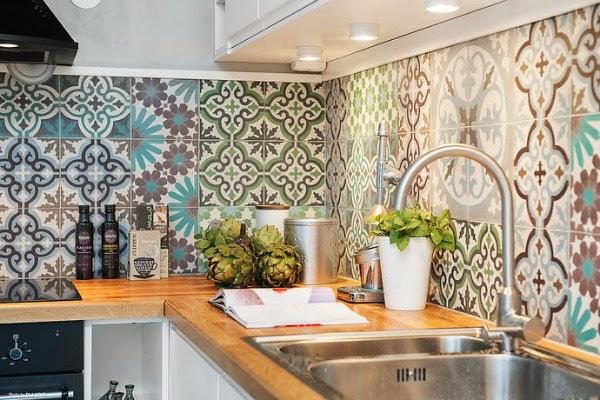 кухня в восточном стиле 9