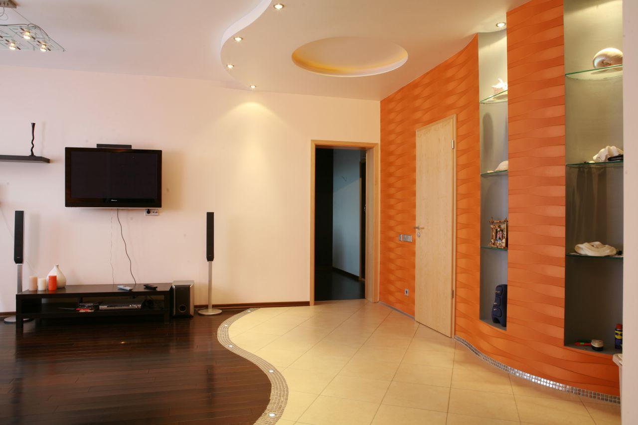 Пол и потолок: делаем ремонт