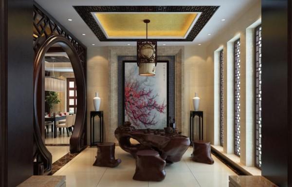 Дизайн квартиры в китайском стиле