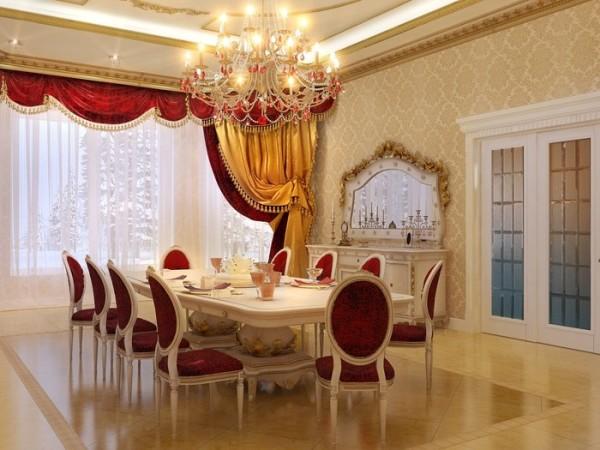 Викторианский стиль - выбор победителей