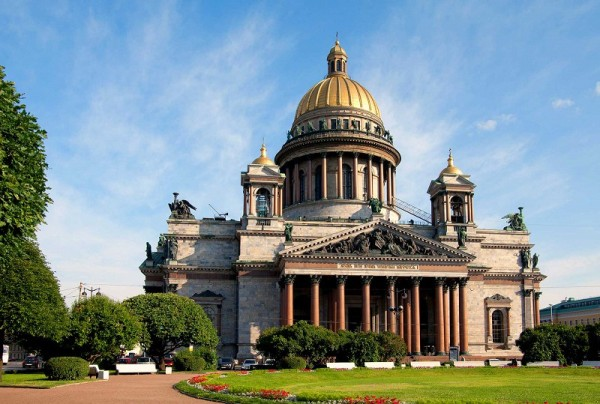 Знакомимся со стилем Петербургской культуры