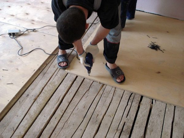 Продажа статьи для сайта, текст, копирайтинг, №5195479: Как самостоятельно уложить фанеру на деревянный пол