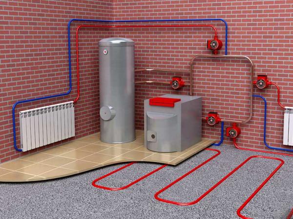 Какое выбрать отопление?