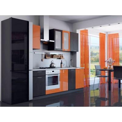 Современные кухонные гарнитуры: материалы изготовления и разновидности