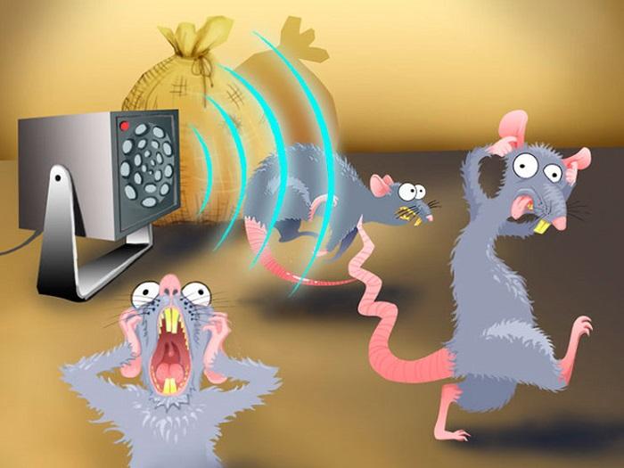 эффективность ультразвуковых отпугивателей мышей