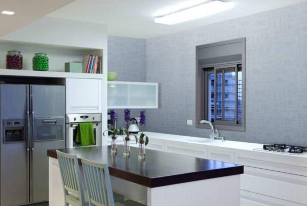 антивандальные стеклообои на кухню